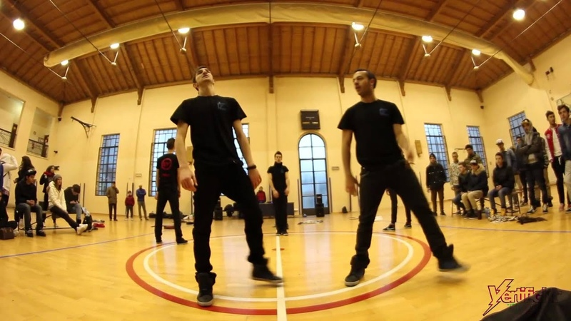 VERTIFIGHT ITALIA 18 | BEST TEAM SHOW | Aosta Free Moves