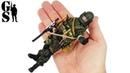 Спецназ Альфа ФСБ России в масштабе 1/12 обзор фигурки снайпера от Crazy Figure