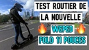 Weped FF TEST RIDE TROTTINETTE ELECTRIQUE