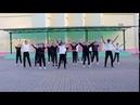 Отрядный танец 1 отряда 2 смена, ДОЛ Фотон